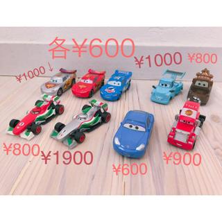 タカラトミー(Takara Tomy)のカーズ トミカ バラ売り セット売り まとめ(ミニカー)
