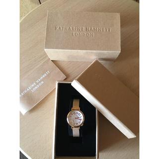 キャサリンハムネット(KATHARINE HAMNETT)のこいけ様専用【KATHARINEHAMNETT】腕時計【FURLA】バッグセット(腕時計)