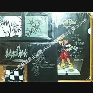 スクウェアエニックス(SQUARE ENIX)のキングダムハーツ 非売品グッズ  KINGDOM HEARTS TGS レア(キャラクターグッズ)