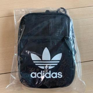 adidas - 未開封 adidas アディダス フェスティバルバッグ  ブラック BK6730