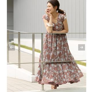 Noble - 【新品タグ付】【MARIHA】 草原の虹のドレスBig Bouquet
