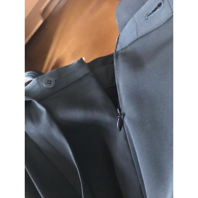 ENFOLD(エンフォルド)のエンフォルド  2019 プレフォール ワンショルダースカート レディースのスカート(ロングスカート)の商品写真