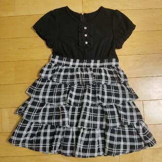 クミキョク(kumikyoku(組曲))の組曲 フォーマルワンピース 120cm(ドレス/フォーマル)