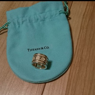 ティファニー(Tiffany & Co.)の【廃盤】ティファニー アトラスリング(リング(指輪))