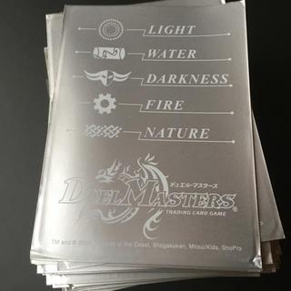 デュエルマスターズ(デュエルマスターズ)のデュエマ シルバースリーブ 絶版 40枚から(Box/デッキ/パック)