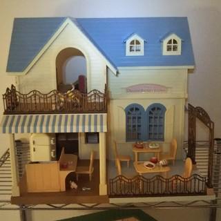 EPOCH - シルバニアファミリー お家はおしゃれな森のキッチン