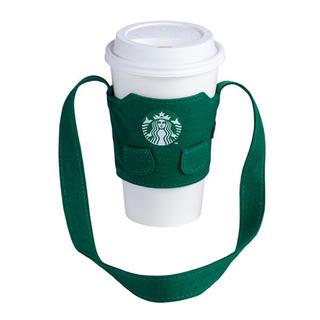 Starbucks Coffee - スターバックス 海外台湾   サイレンのドリンクホルダー エプロンデザイン