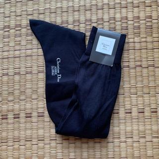 クリスチャンディオール(Christian Dior)のクリスチャンディオール 薄手靴下(ソックス)