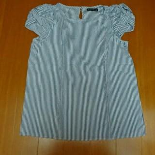 シマムラ(しまむら)のしまむら*tunic(シャツ/ブラウス(半袖/袖なし))