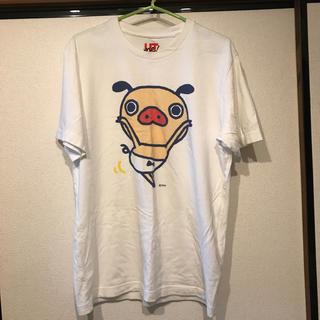 ユニクロ(UNIQLO)のパンパカパンツ Tシャツ(Tシャツ(半袖/袖なし))