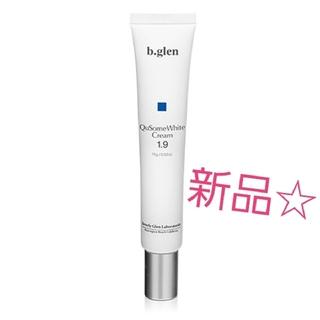 b.glen - 新品☆QuSome ホワイトクリーム 1.9 1本 ビーグレン