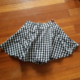 ピンクラテ(PINK-latte)のピンクラテ スカートに見えるパンツ(ミニスカート)