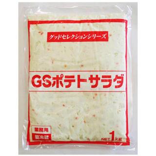ラクテン(Rakuten)のお得!送料込! 訳あり! ケンコー グッドセレクション ポテトサラダ 1kg♡(レトルト食品)
