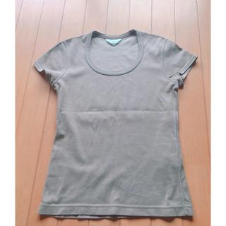 エムプルミエ(M-premier)のM プルミエ Tシャツ(Tシャツ(半袖/袖なし))