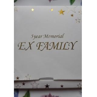 エグザイル(EXILE)のEX FAMILY リボン(アイドルグッズ)