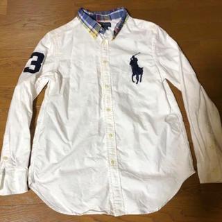 ラルフローレン(Ralph Lauren)のRalph Lauren  ラルフローレン ビッグポニー BDシャツ ボーイズ(シャツ)