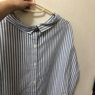 サマンサモスモス(SM2)のSM2 ストライプシャツ(シャツ/ブラウス(長袖/七分))