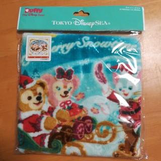 Disney - 【ラクマパック】ダッフィー&フレンズ クリスマス ウォッシュタオル