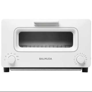 バルミューダ(BALMUDA)のBALMUDA The Toaster 白 新品(その他)