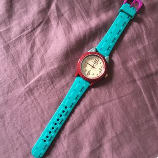 ツモリチサト(TSUMORI CHISATO)のビッグキャット ツモリチサト 腕時計(腕時計)