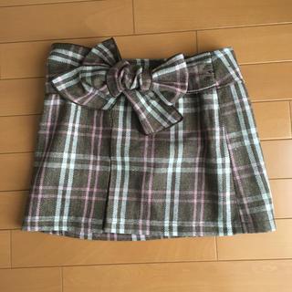 リズリサ(LIZ LISA)の❗️値下げ❗️LIZ LISA チェックミニ タイトスカート(ミニスカート)