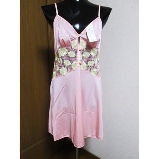 ワコール(Wacoal)の新品☆ワコール サルート 花刺繍 スリップ B80 M程度 ピンク(その他)