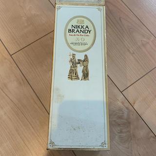 ニッカウイスキー(ニッカウヰスキー)のニッカ ブランデー(ブランデー)