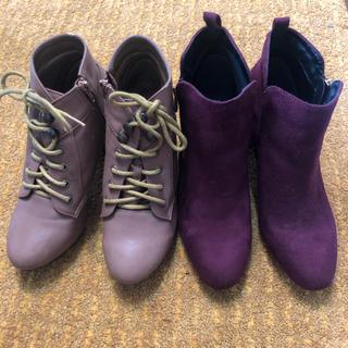 ローリーズファーム(LOWRYS FARM)のLOWRYSFARM ブーツ 2種類(ブーツ)