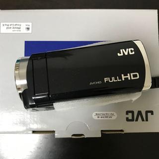 ケンウッド(KENWOOD)のビデオカメラ JVC  Everio (GZ−HM155 )※新品(ビデオカメラ)