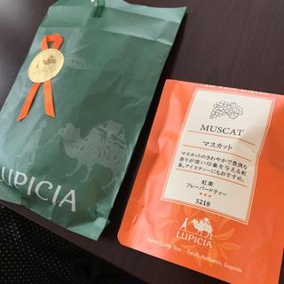 LUPICIA - LUPICIA 紅茶 フレーバーティー マスカット