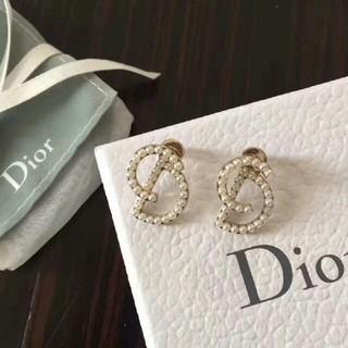 ディオール(Dior)のDior ディオール レディース イヤリング(イヤリング)