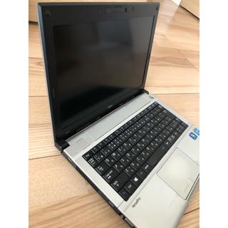 エヌイーシー(NEC)のNECノートパソコン Versa Pro UltraLite VK15E(ノートPC)