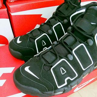 NIKE - 【デットストック】AIR MORE UPTEMPO 2016