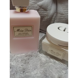ディオール(Dior)の最終値下げ新品未使用 ボディミルク&クリーム(ボディクリーム)