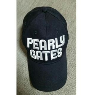 パーリーゲイツ(PEARLY GATES)のパーリーゲイツキャップ(キャップ)