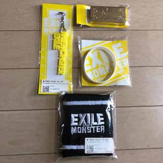 エグザイル(EXILE)のEXILE THE MONSTER ライブグッズ(アイドルグッズ)