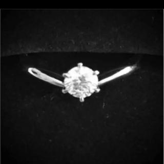 新品仕様!40万円以上の高級ダイヤモンド 婚約指輪(リング(指輪))