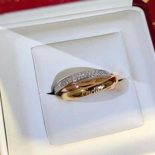Cartier - カルティエ ラブリング 新品の状態