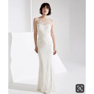 Vera Wang - jenny packam ハーミア ウェディングドレス