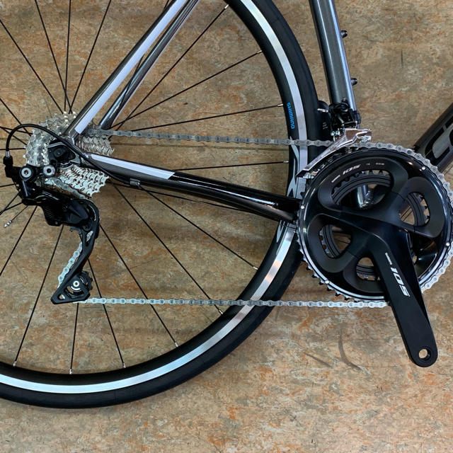 Cannondale(キャノンデール)の2019 キャノンデール オプティモ シマノ105仕様 51サイズ アルミロード スポーツ/アウトドアの自転車(自転車本体)の商品写真