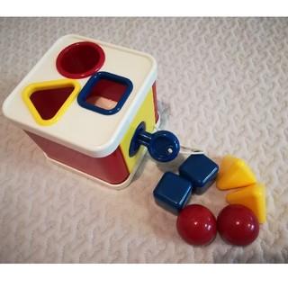 ボーネルンド(BorneLund)のボーネルンド 形はめ(知育玩具)