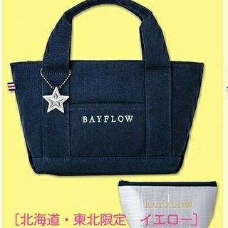 ベイフロー(BAYFLOW)のBAYFLOW トートバッグ ローソン限定(トートバッグ)