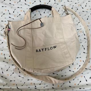 ベイフロー(BAYFLOW)のベイフロー♡2wayコンチョロゴトート(トートバッグ)