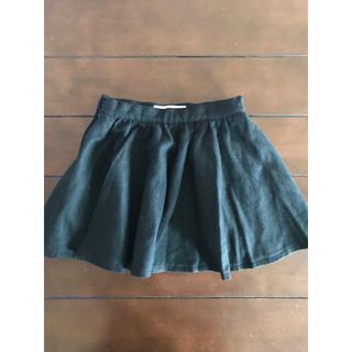 ハナエモリ(HANAE MORI)のHANAE MORI ハナエモリ 黒スカート(スカート)
