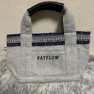 ベイフロー(BAYFLOW)のBAYFLOW トート S スウェット(トートバッグ)