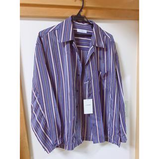 リドム オープンカラーシャツ 長袖(シャツ)