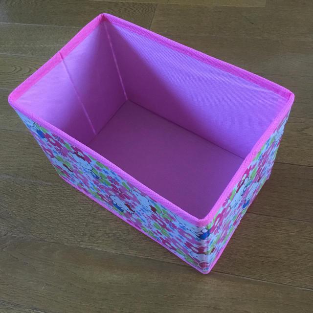 ハローキティ(ハローキティ)のハローキティ 組み立てボックス エンタメ/ホビーのおもちゃ/ぬいぐるみ(キャラクターグッズ)の商品写真