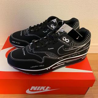 NIKE - NIKE AIR MAX 1 SKETCH black 27cm