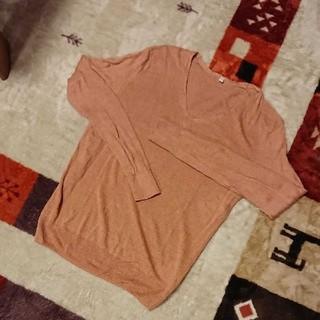 ムジルシリョウヒン(MUJI (無印良品))の無印 UVカット セーター(ニット/セーター)
