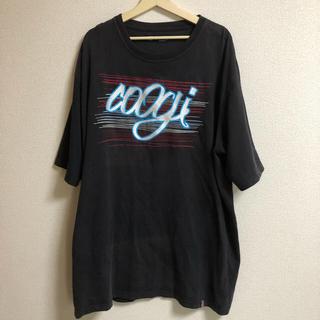 クージー(COOGI)のcoogi超ビッグTシャツ XXXLロゴ刺繍(Tシャツ/カットソー(半袖/袖なし))